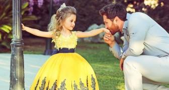 Het Leven Van Vaders Van Tegenwoordig! 12 Kiekjes Van De Band Tussen Dochter En Vader Die Jullie Harten Doen Smelten