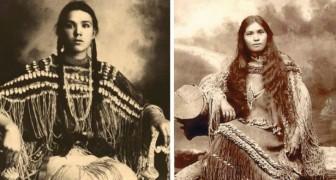 La beauté des Amérindiennes photographiée à la fin du 19e siècle avant le génocide