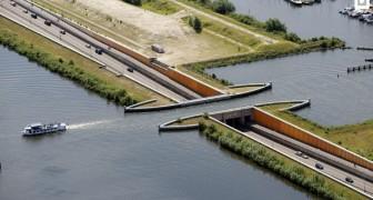 Dit Aquaduct Lijkt Alle Wetten Van De Natuurkunde Te Tarten
