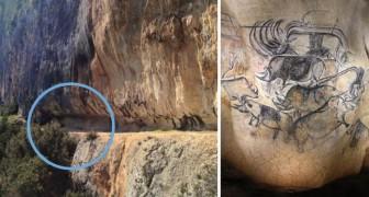 Sie betreten eine Höhle und finden 30.000 Jahre alte Zeichnungen: Die Entdeckung redefiniert die Geschichte