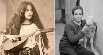 Voici à quoi ressemblaient les jeunes dans le monde entier il y a une centaine d'années