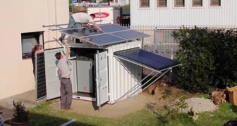 Liberi dalle bollette: ecco la scatola che produce calore, elettricità e acqua potabile