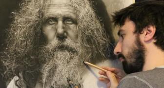 Il associe l'hyperréalisme et l'esthétique de la Renaissance : ses créations sont uniques au monde