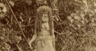 Nous vous présentons Cannibal Tom, le dernier mangeur d'homme des îles Fidji