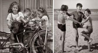 Kinderjaren Zoals Ze Waren Voor De Komst Van Technologie: 25 Foto's Die Je Laten Dromen Van Toen