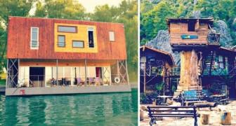 Sei in cerca di idee per le vacanze? Ecco i 10 ostelli più originali d'Europa... lasciati ispirare!