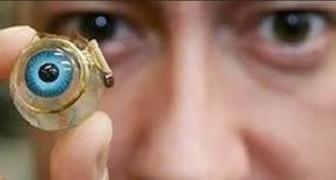 Diese bionische Linse verspricht Menschen mit einer Linsendegeneration das Augenlicht zurück