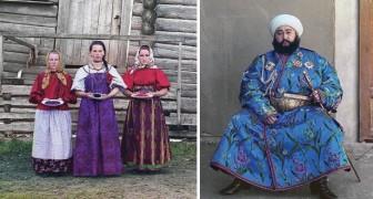Le photographe du tsar en voyage dans la Russie pré-révolutionnaire: les clichés en couleurs d'une époque révolue