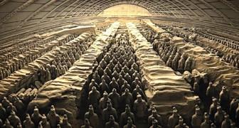 L'armée de terre cuite chinoise: 8000 guerriers qui conservent un mystère encore à dévoiler