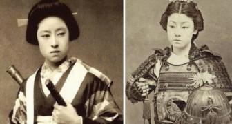 Tutti conoscono i samurai, ma pochi sanno che ne esisteva una versione tutta al femminile