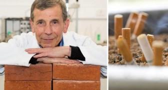 Costruire case usando mozziconi di sigaretta: ecco l'interessante idea di un ricercatore australiano