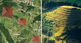 Le mystère des pyramides italiennes: découvertes en 2001, elles gardent des secrets encore à révéler