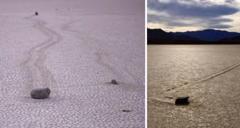 Le misteriose pietre mobili della Valle della Morte: cosa si nasconde dietro questo fenomeno?