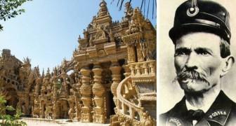 Un postino sogna di costruire un castello: ecco la magnifica opera che riesce a realizzare in 33 anni