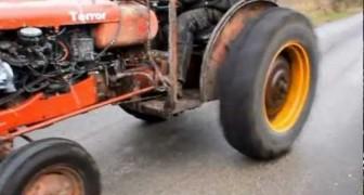Tracteur Volvo Terror