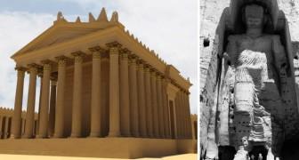 Guerre, distrazioni e assurdità: 10 luoghi e reperti storici andati perduti per sempre