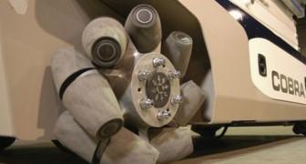 Deze wielen verbergen een geniale eigenschap: bekijk de wielen in actie...