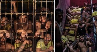 Neem Een Kijkje In De Hel Quezon, De Meest Uitpuilende Gevangenis Ter Wereld