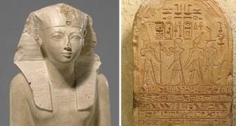 Elle a été reine d'Egypte bien avant Cléopâtre, mais si vous ne la connaissez pas il y a une explication