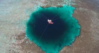 Découverte du gouffre le plus profond du monde : une merveille à explorer