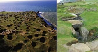 Débarquement  de Normandie: la terre montre encore les blessures d'une bataille sanglante