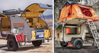 5 geschifte minicaravans voor echte avonturiers