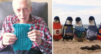 Zo Redde Australië's Oudste Man Honderden Pinguïns
