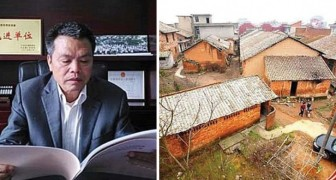 Un millionnaire aux origines modestes retourne dans son village et fait à tout le monde un cadeau SPECIAL