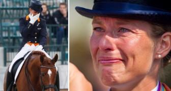 Diese Sportlerin hat die Olympiade verlassen um ihr Pferd zu retten: Hier die bewegende Geschichte