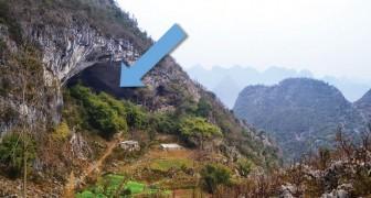 Questa grotta ospita un intero villaggio di cavernicoli... che il governo cinese vuole far scomparire