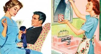 Enkele regels die een vrouw in 1955 moest volgen om een goede vrouw te zijn