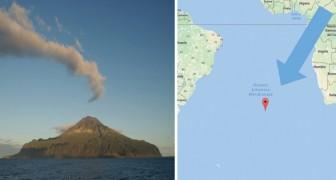 Elle est accessible uniquement par la mer en 7 jours: voici l'île habitée la plus éloignée de la terre!