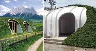 Casas subterraneas prefabricadas: esta es la invension que las hace seguras y a la mano de todos