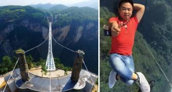 Il ponte più lungo e alto del mondo? È fatto di VETRO! Scopritelo insieme a noi