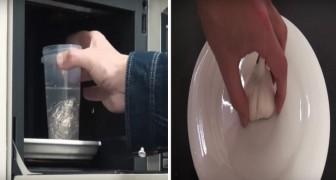 12 coisas que você pode fazer com o microondas que talvez não soubesse!