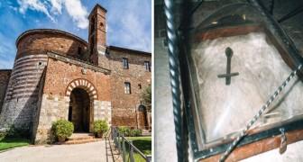 L'épée dans la pierre? Elle existe vraiment, et elle se trouve dans une fascinante chapelle dans le centre de l'Italie