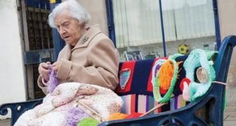 De Oudste Straatkunstenaar Ter Wereld Is 104 En Maakt Schitterende Kunst