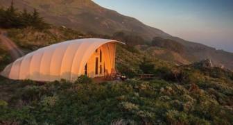 Vous pensez que le camping est stressant ? L'intérieur de ces « tentes » vous fera changer d'avis