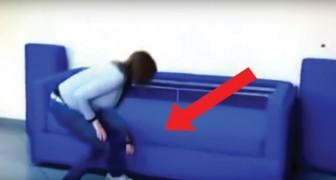 Besser als ein Schlafsofa: mit 3 einfachen Schritten erhält sie 2 Betten, ohne ein einziges Möbelstück zu bewegen