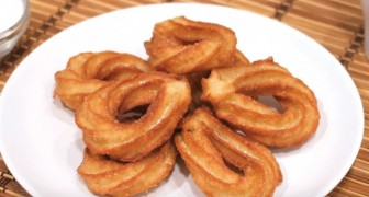 Farina, acqua, olio e sale: 4 soli ingredienti per questo irresistibile dolce spagnolo