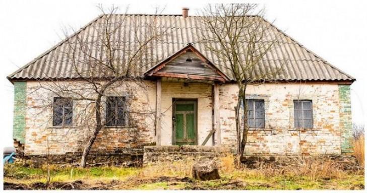 Bijna Perfect Huis : En fotograaf gaat een verlaten huis binnen en ziet echt