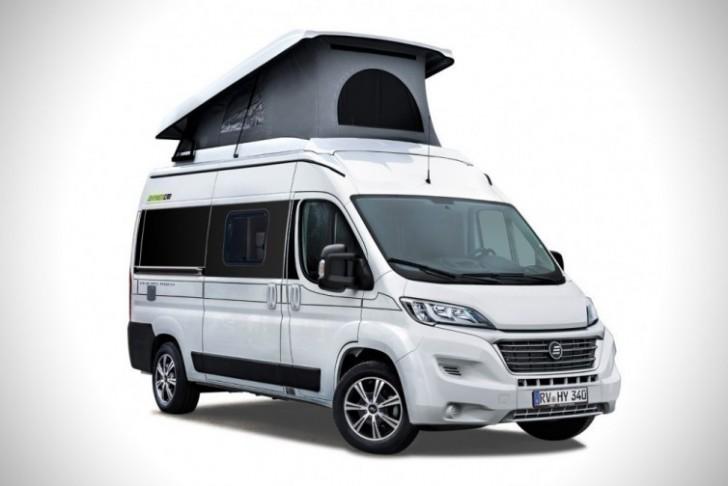 la commodit d 39 un fourgon l 39 int rieur d 39 un camping car. Black Bedroom Furniture Sets. Home Design Ideas