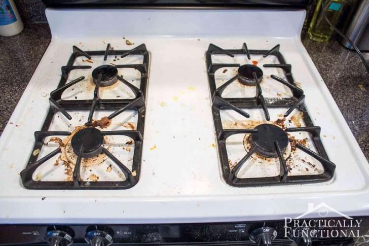 voici comment nettoyer la cuisini re sans acheter des produits co teux et inutiles. Black Bedroom Furniture Sets. Home Design Ideas