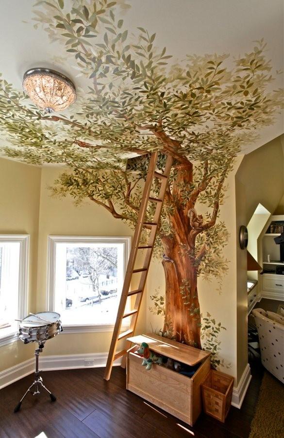 #4 Ein Baum Im Haus