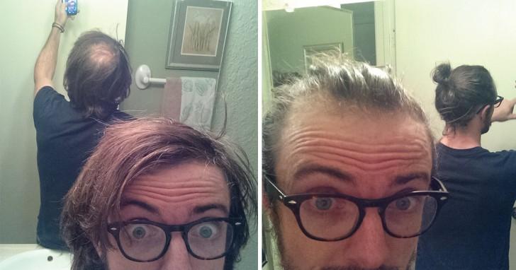Männer mit liebe glatze ich Finden Frauen