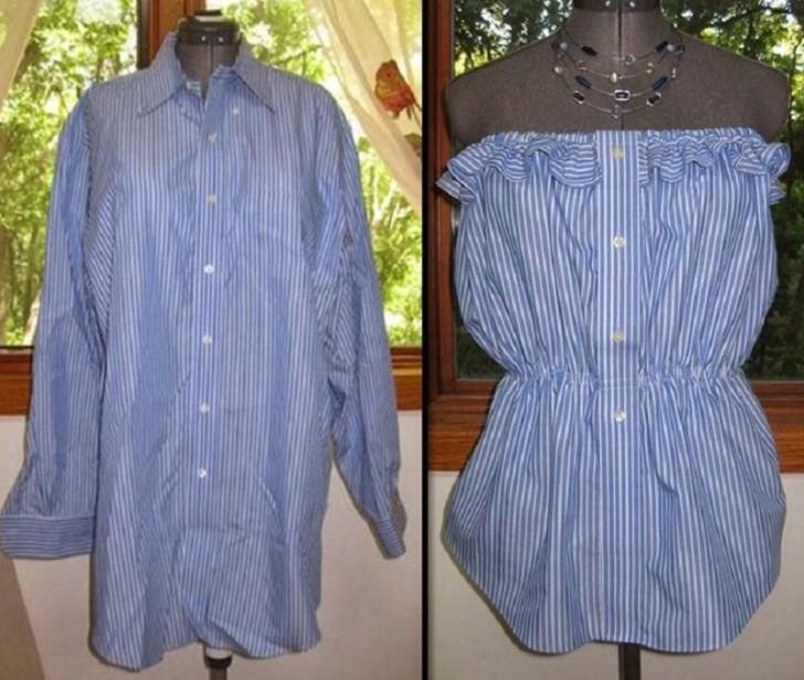 Vestidos Transformar Camisas 10 Modos Para Hombre Las De En n1xqTpw8qE