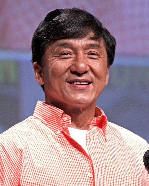Jackie Chan Vermögen