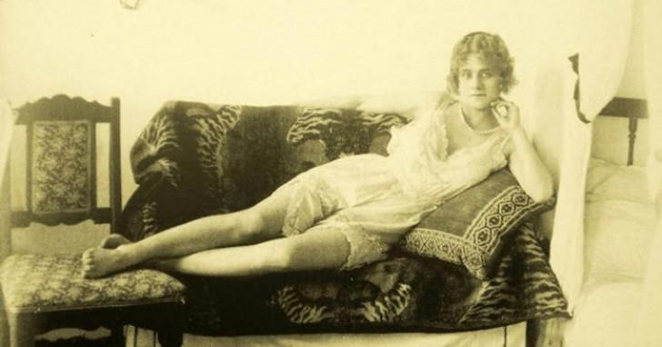 Nacktbilder von Frauen über 30