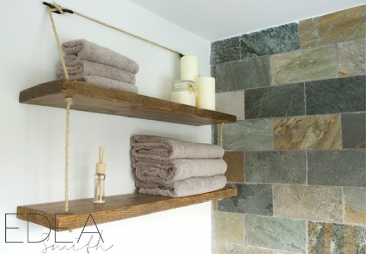 T hout in badkamer hout tegels planken tegels badkamer planken