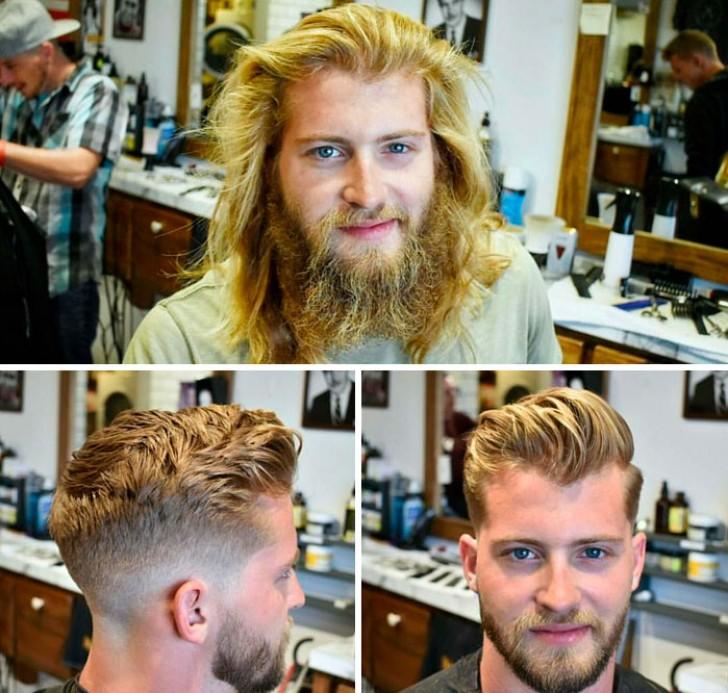 30 foto che dimostrano che un taglio di capelli è molto meglio di un ... 61024fea1329